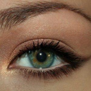 Los ojos verdes siempre denotan un toque exótico a quien los porta. Sin embargo, aléjate de los delineados muy marcados u ojos ahumados con sombras azules o negras pues te harán lucir como la villana del cuento. ¿Tu mejor apuesta? Sombras violetas, ciruelas, magenta o tierras –le brindaran a tu mirada toda la luz que necesita para destacar. Tienes la ventaja de lucir arreglada sin pasar horas bajo una brocha de maquillaje.