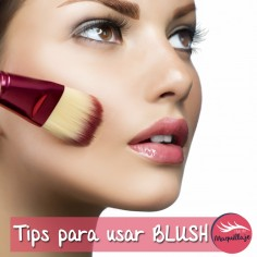 Tips beauty para usar el blush