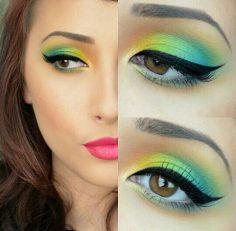 Maquillaje tendencia para este verano