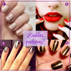 10 Diseños de uñas que no pasan de moda