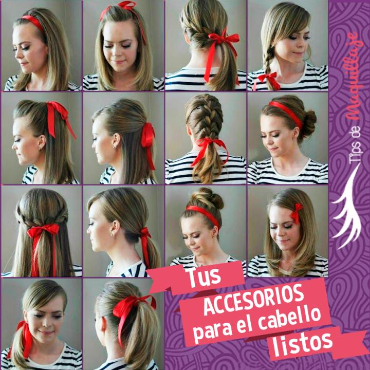 Los 8 principales accesorios para el cabello que no te pueden faltar