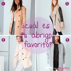 Abrígate con las últimas tendencias: moda en abrigos 2015