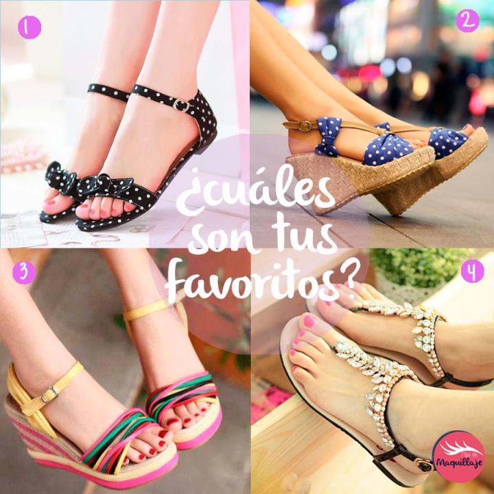 Prepara tus pies para usar sandalias este verano. Guía de 5 pasos