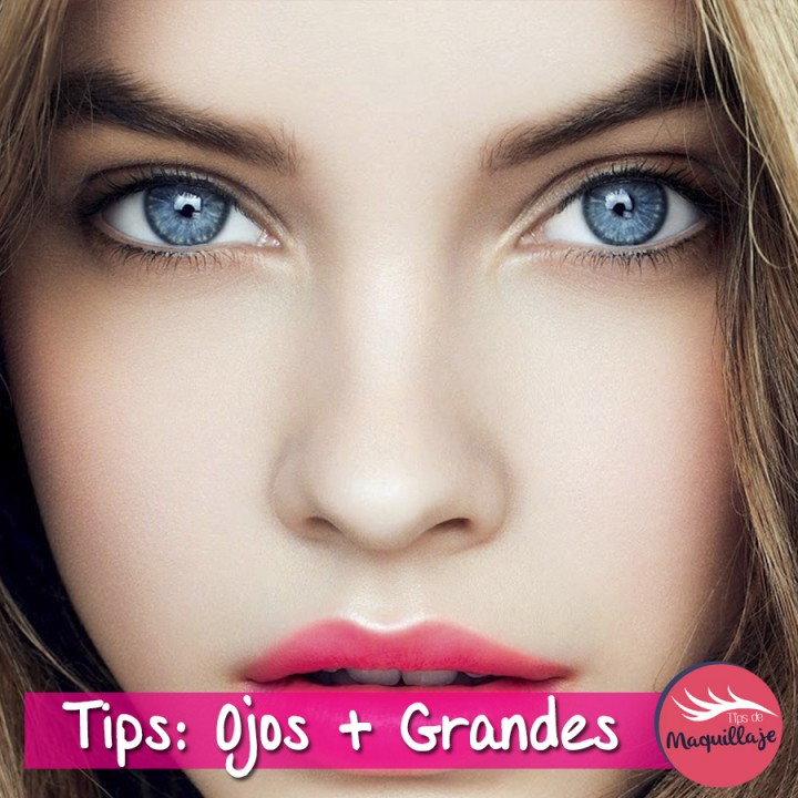 Trucos de maquillaje para que tus ojos parezcan más grandes