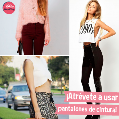 Tips para Usar Pantalones a la Cintura