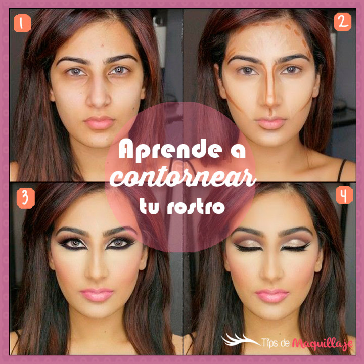 Como contornear tu rostro en 4 pasos